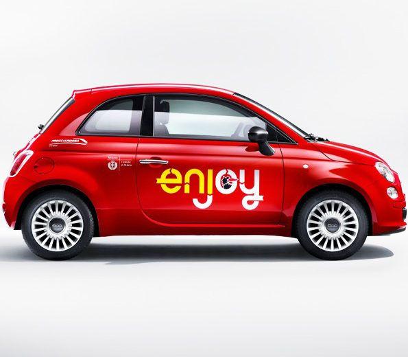 Enjoy, società di Eni che fornisce servizi di car sharing e scooter a Roma, Milano sbarca ufficialmente a Catania.
