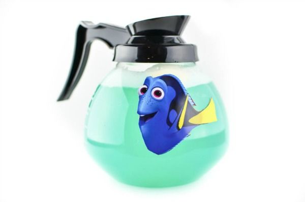 Party Punch and Pitcher, Finding Dory Birthday Party Ideas   Pretty My Party