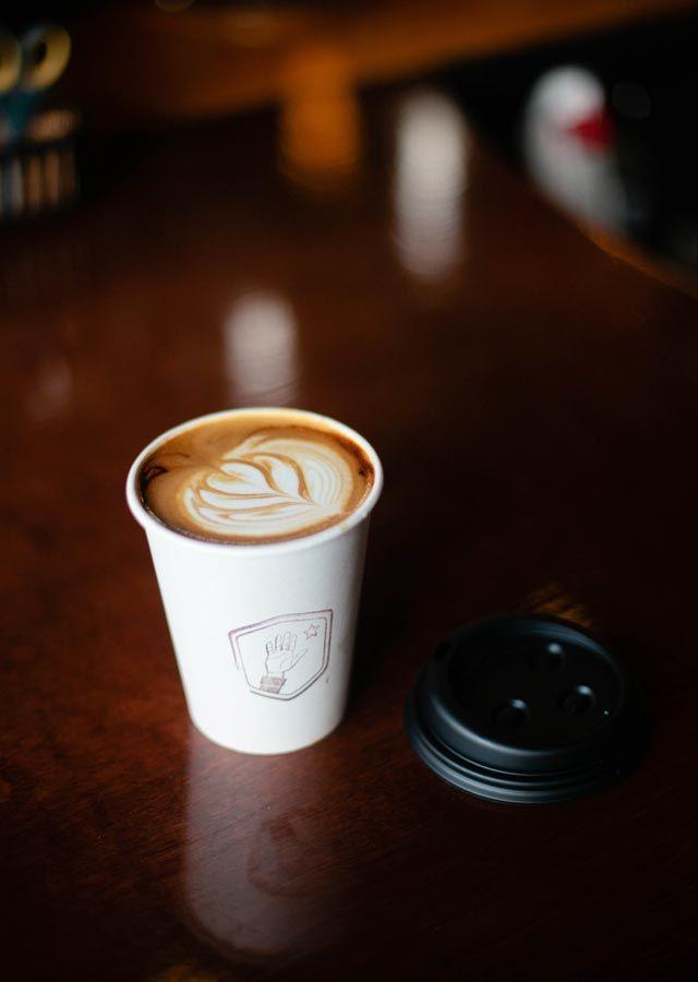 High Five Coffee Branding Atlas Branding Design Agency Asheville Nc Coffee Shop Design Coffee Branding Branding