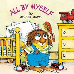 All About Me Book All By Myself by Mercer Mayer