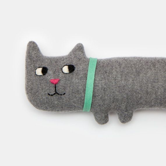 Mog the Cat Lambswool Plush Toy Made to order