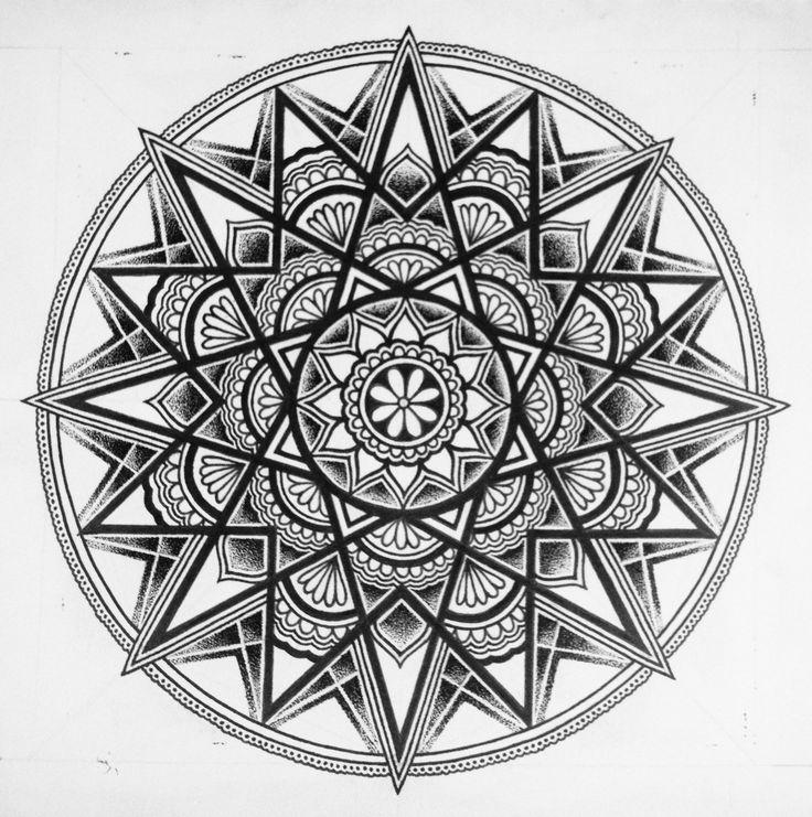 mandalas designs   Mandala Designs, flowing-liquid-diamonds: Not sure if this has...