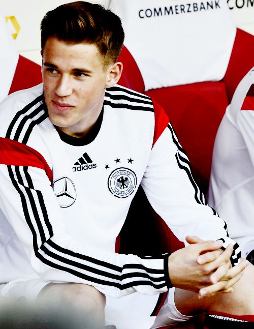 Erik Durm is a German National Footballplayer and absolutely gorgeous!