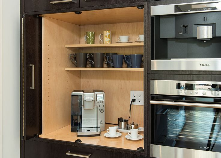 1000 Images About Coffee Beverage Center Ideas On Pinterest Shelves Appliances And Trays