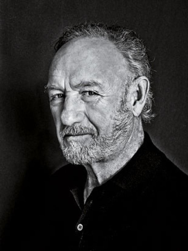 Gene Hackman - been there forever.