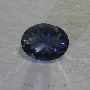 Natural Iolite 1.96 carats Oval