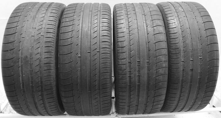 4 2554020 Michelin 255 40 20 Pilot Sport PS2 NO Used Part Worn Tyres x4 XL Save On Tyres Exeter 01392 20 30 51