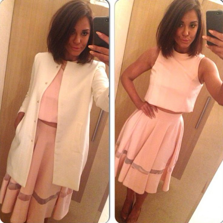 Vicky pattison geordie shore new hair
