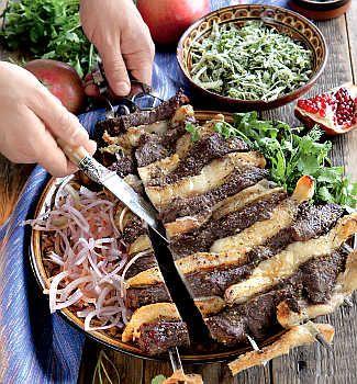 Рецепт шашлык Бешпанджа