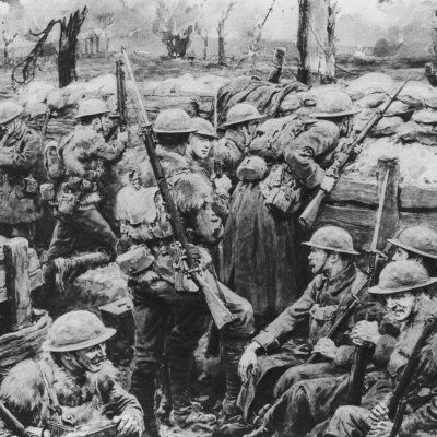 an analysis of the trench warfare during the first world war Fast facts is a series of digital resources for students and teachers this episode takes a look at what life was like in the trenches for soldiers of the first world war.