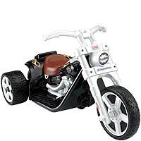 Power Wheels Fisher Price Harley Davidson Rocker Power