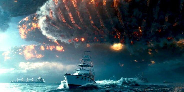 Novo trailer do filme 'Independence Day: O Ressurgimento'