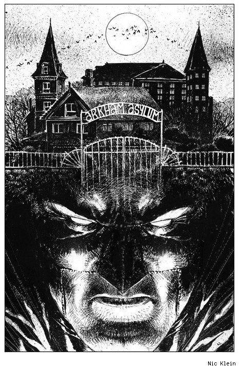 Batman - Nic Klein