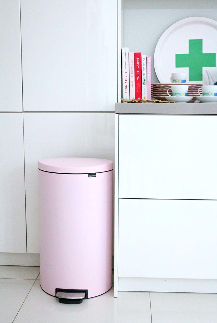 My Pink Brabantia bin