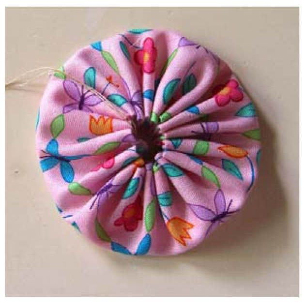 Cómo hacer un yo-yo de tela reciclada | El blog de trapillo.com