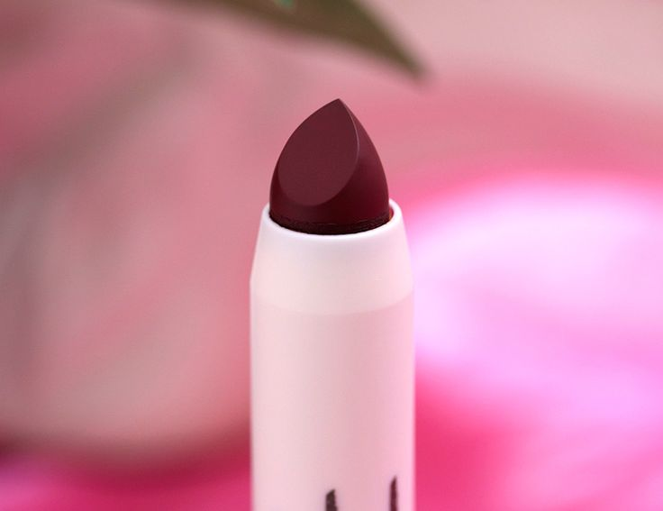 Topshop Lip Bullet in Wine Gum, $10 AAAH! Finally. A matte lipstick that doesn't leave my lips feeling like I just finished the Iron Man Triathlon.