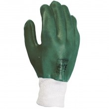 PVC Double Dip Gloves With Actifresh