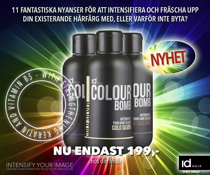 Ny hårfärg? www.znagget.se