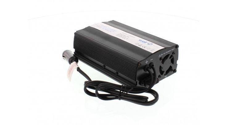 Invertor de tensiune cu USB, 12V -> 220V, 150W, Well - Invertoare de putere - ATX.STORE.RO