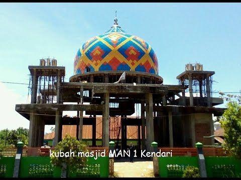 Kontraktor Kubah Masjid di Batang | Hub 081331587344 Termurah