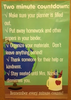 Middle School Math Rules!: Classroom Photos-Part II
