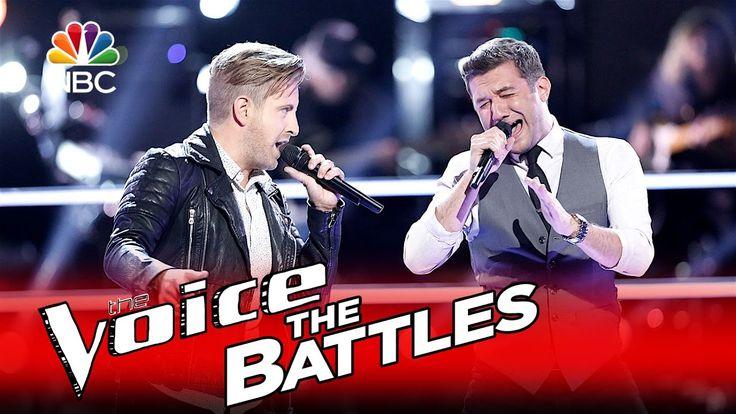 "The Voice 2016 Battle - Andrew DeMuro vs. Billy Gilman: ""Man in the Mirror"""