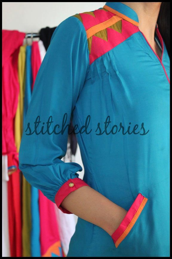 Stitched Stories Summers Kurta Collection 2012 For Women 15 | Lifestyle Kurta Girls