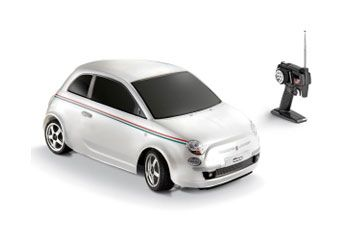 Fiat 500 Lounge Radio Controlled Car | 500 Merchandise | Fiat Merchandise | SG Petch