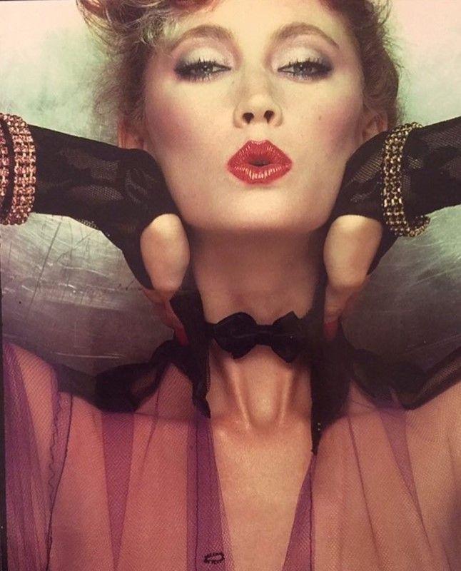 Tara Shannon, Disco Beauty: Nighttime Make-Up by Sandy Linter, 1979