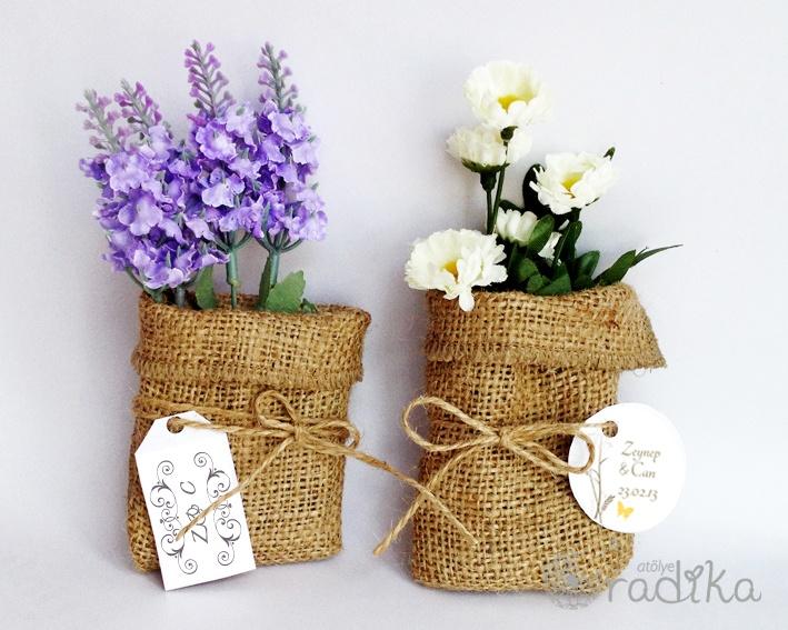 Düğün, nikah, nişan hediyesi çiçek bohçası / Wedding, marriage, engagement gifts flowers pack