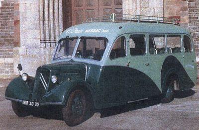 Citroen Bus U23