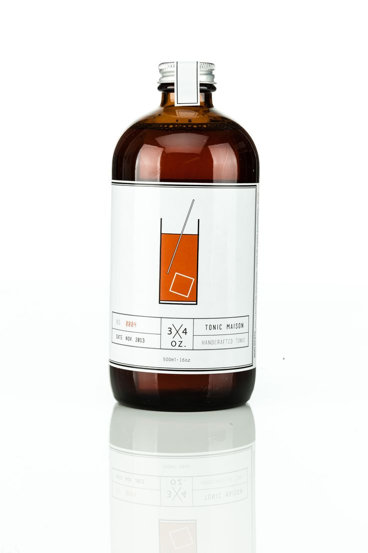 3/4oz is the amount of Tonic Maison you ll need to prepare what will become your best Gin and Tonic ! Entirely made from natural ingredients 3/4 oz Tonic Maison gives a distinctive aromatic bitter and smoky taste to your cocktail Simply mix it with your favorite brand of gin and enjoy A bottle of 500ml