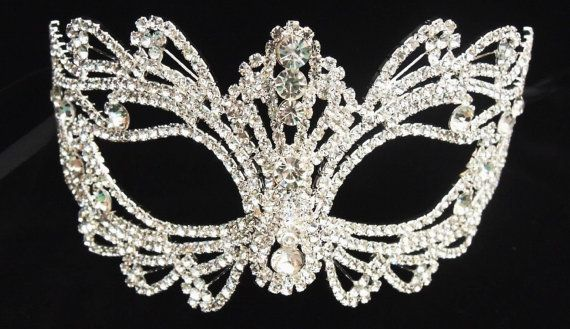 Hey, I found this really awesome Etsy listing at https://www.etsy.com/listing/180568698/best-sell-rhinestone-crystal-masquerade
