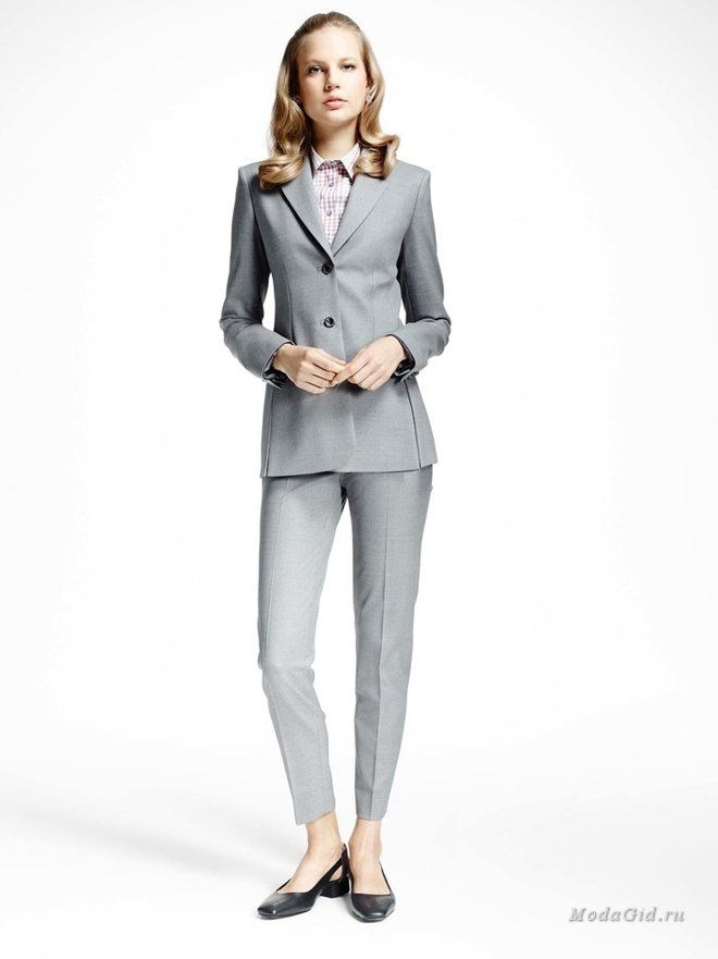 Женская мода: Brooks Brothers, Resort 2017