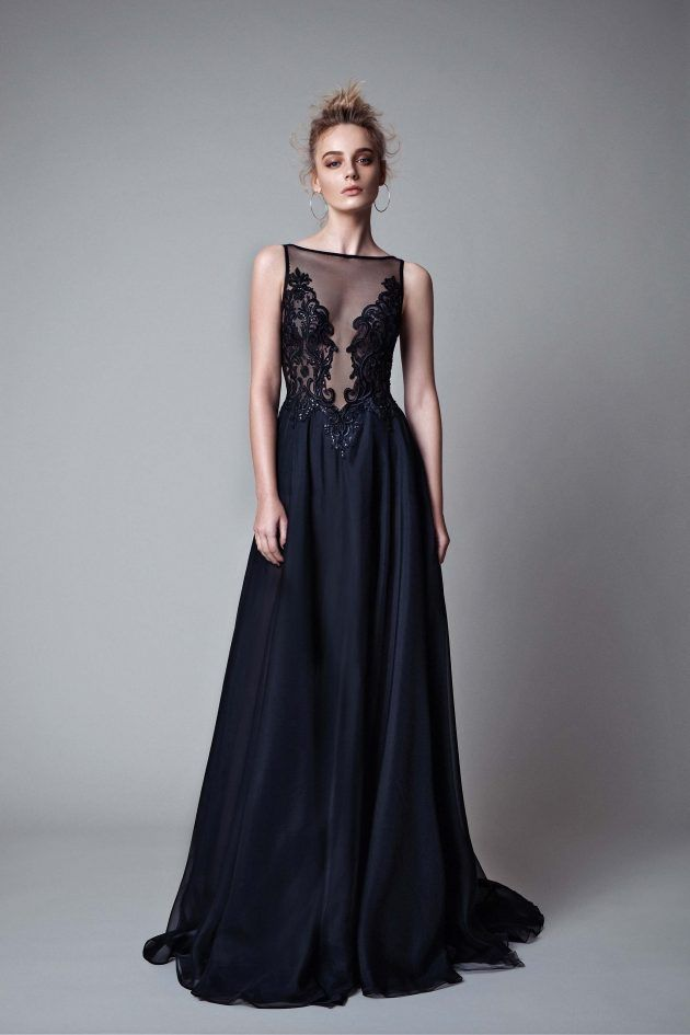 Berta Fall/Winter 2017 Ready to Wear Evening Collection