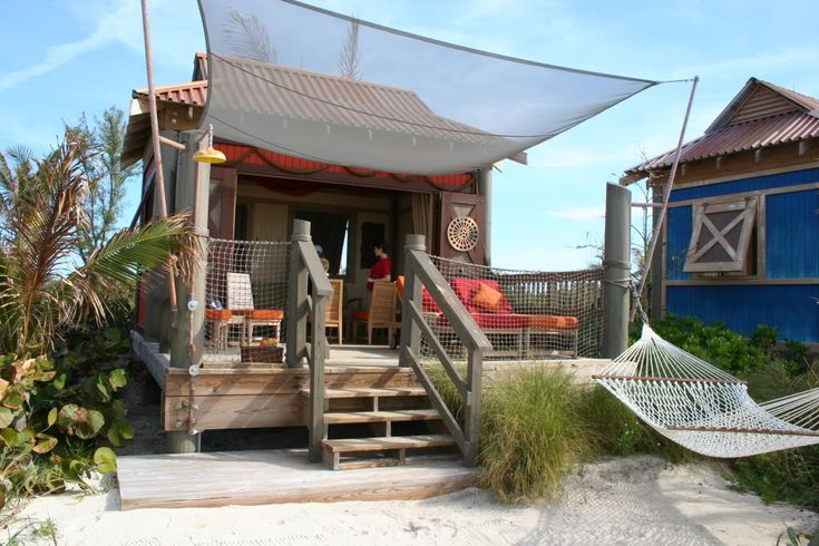 Wow, if I only had a spare $500 to waste on my own private beach cabana at Castaway Cay!