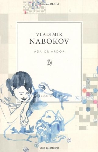 Ada or Ardor by Vladimir Nabokov. LOVE this book. Read it a few times now. Definitely a summer time read whilst laying on the lawn in the sun.