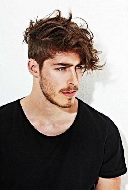 Styling Mens Hair 16 Best Men's Hair Styles Images On Pinterest  Men Hair Styles .