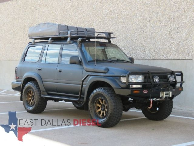 Series 80 Arb Bumpers Arb Roof Rack Toyota Land Cruiser Land Cruiser Land Cruiser 80