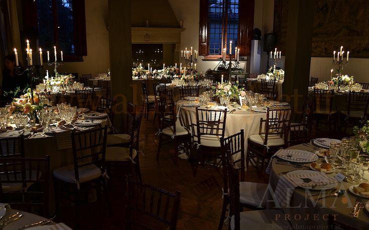 ALMA Project @ Villa il Garofalo - Pinspots - lucciola lucciole, table dinner, palo, poles pali 013