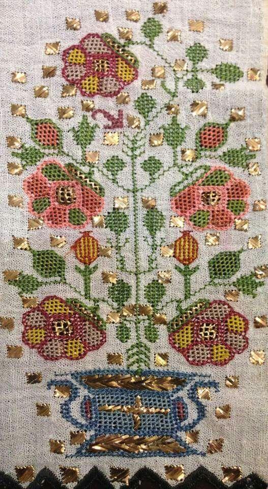 Ottoman embroideries