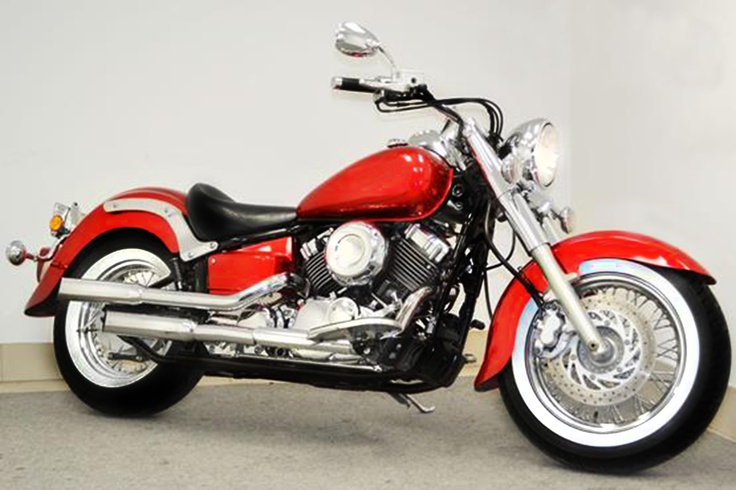 Yamaha XVS650A Classic