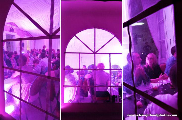 Mariage Sophie et Thomas. Ariege. Foix. Le thème  Cinema.  www.elenajolandphotos.com