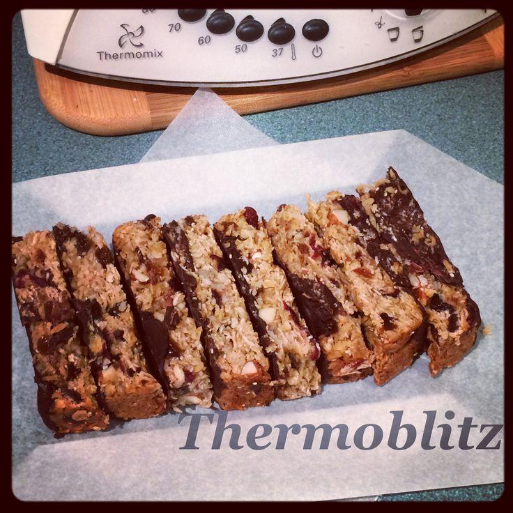 thermoblitz muesli bars