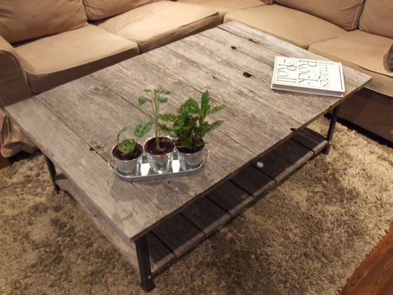 50 trendy reclaimed wood furniture and decor ideas for living green distressed wood coffee table