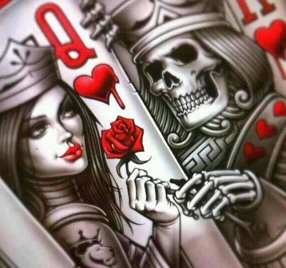 KingB <3 QueenB