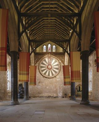 1000 images about castles of the world inside out on pinterest frances o 39 connor bavaria and - Round table winchester cathedral ...