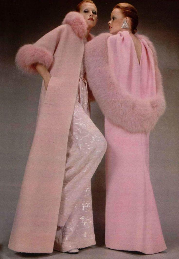 L'Officiel magazine 1973. Givenchy  #xtravagans