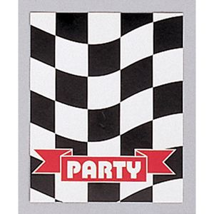 20080546602 - Checkered Invitations Please note: approx. 14 day delivery time. www.facebook.com/popitinaboxbusiness