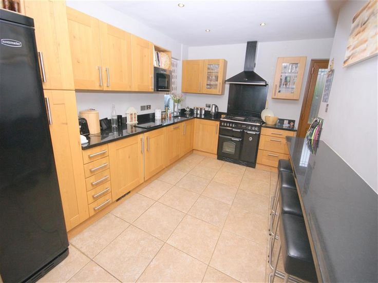 3 Bedroom Terraced House For Sale - Open Plan Kitchen/Conservatory